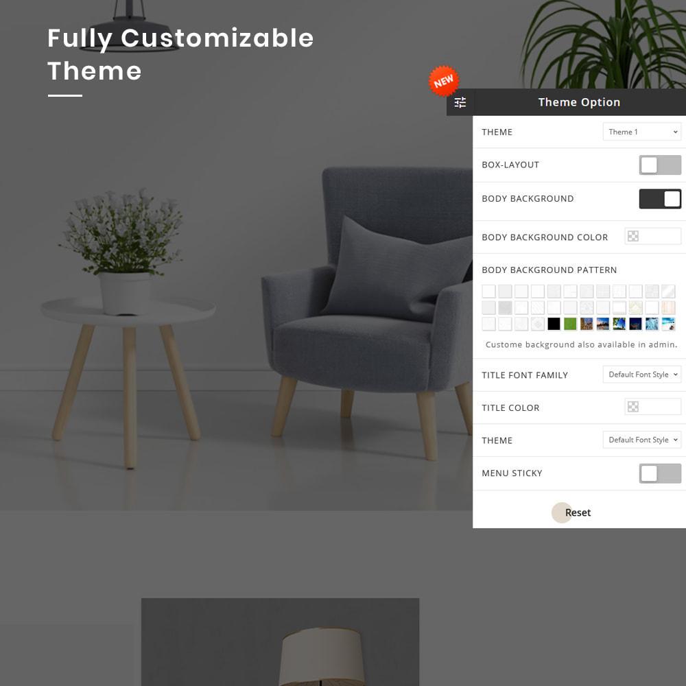 theme - Heim & Garten - HAMPTON Mega Furniture–Craft Interior–Home-Decor Store - 13