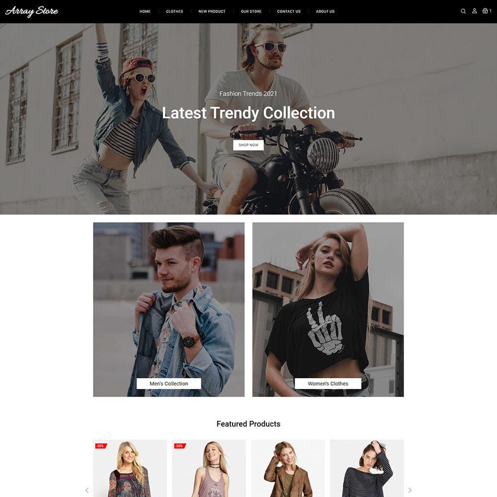 theme - Moda y Calzado - Array Fashion Store - 3