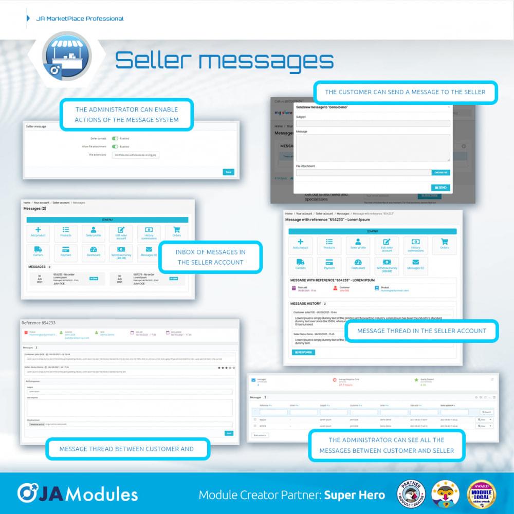 module - Creazione Marketplace - JA Marketplace - 20