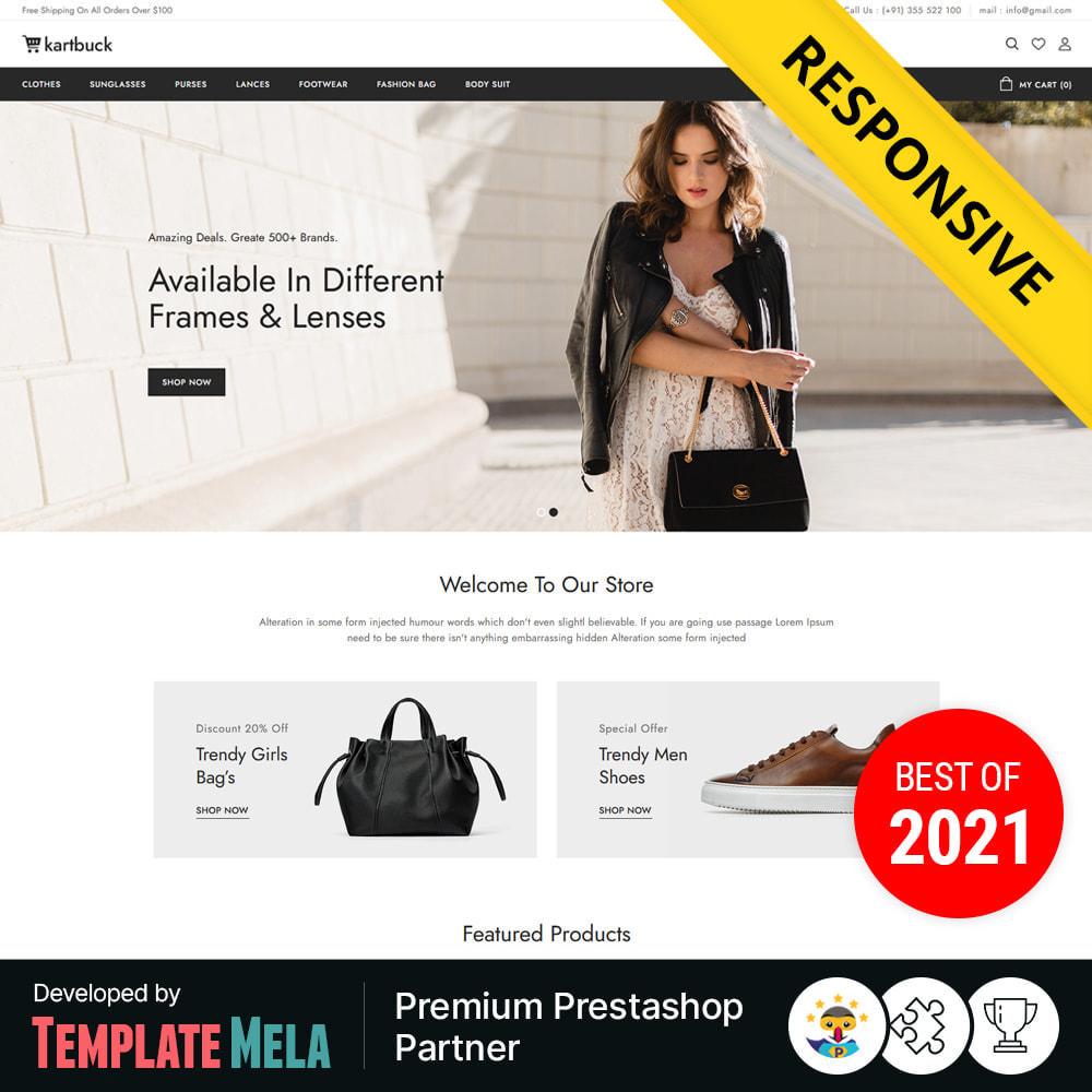 theme - Moda & Calzature - Kartbuck Fashion Store - 1