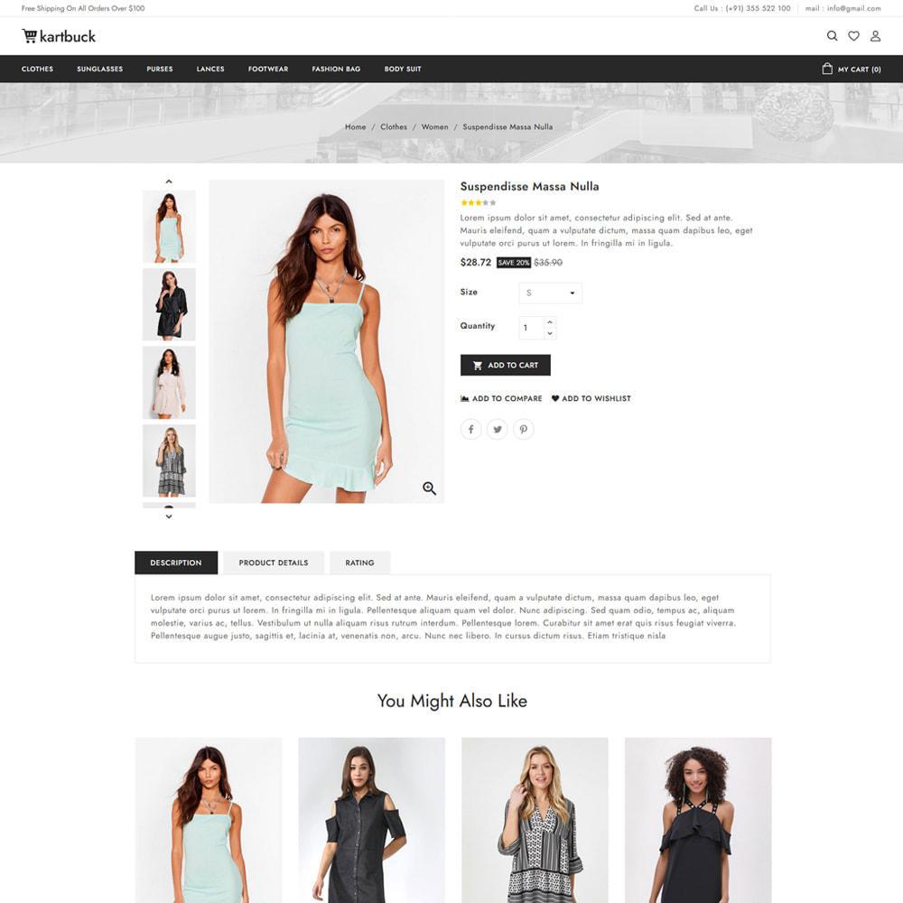 theme - Moda & Calzature - Kartbuck Fashion Store - 4
