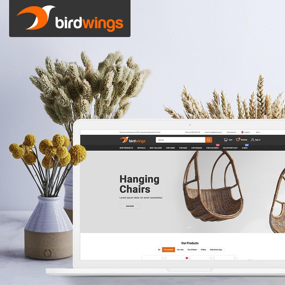 theme - Dom & Ogród - Birdwings - 1