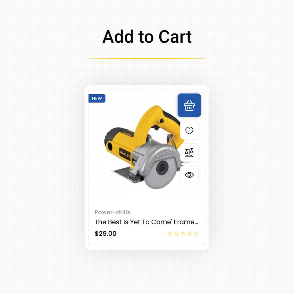 theme - Automotive & Cars - Multitool - Mega Power Tool Store - 5