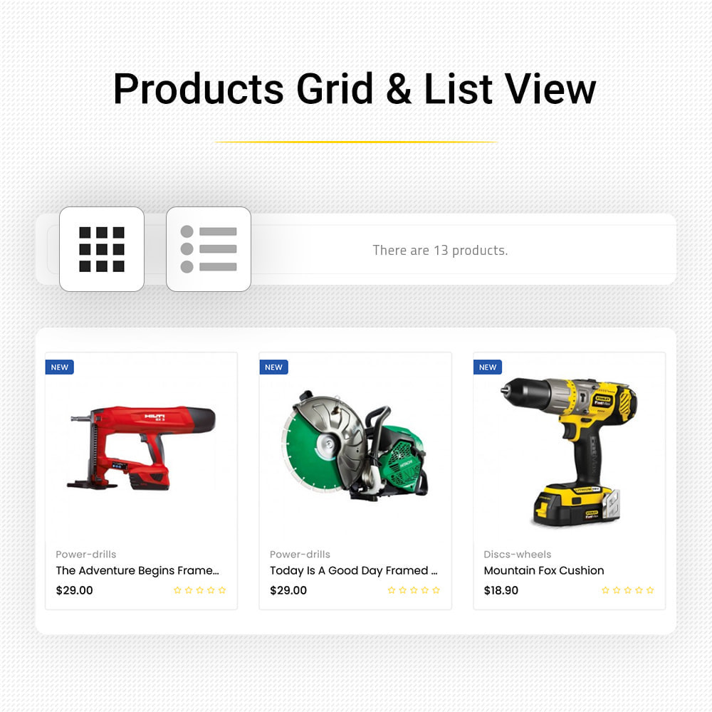 theme - Automotive & Cars - Multitool - Mega Power Tool Store - 9