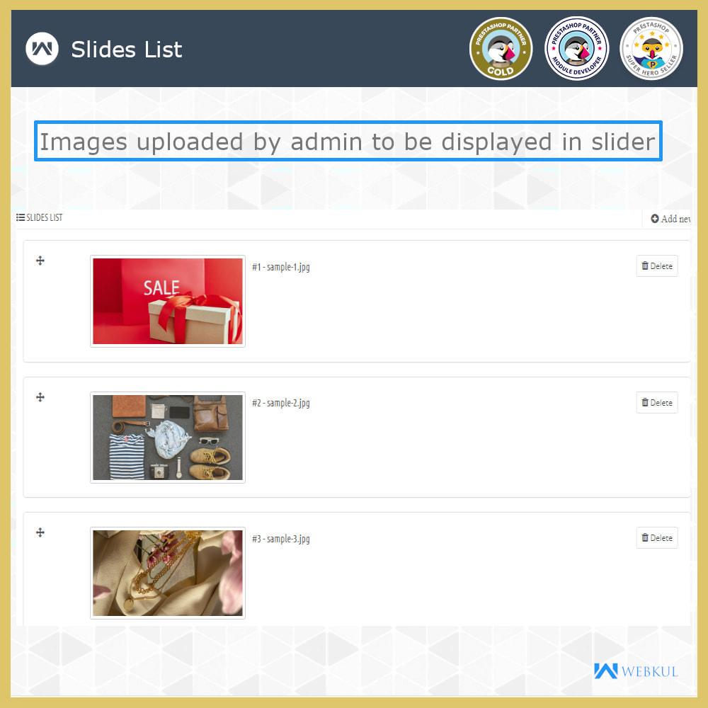 module - Silder & Gallerien - Image Slider|Homepage Slideshow - 4