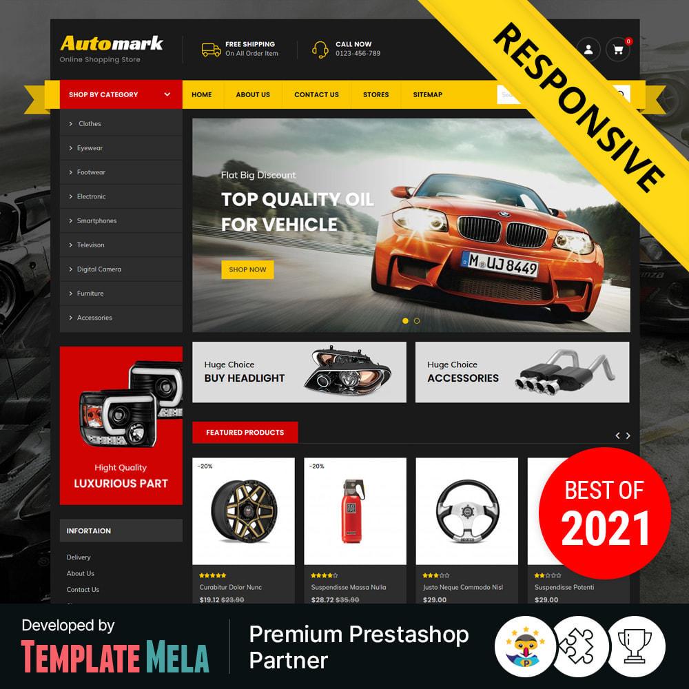 theme - Auto's & Motoren - Automark - Car Spare Parts & Tools Store - 1