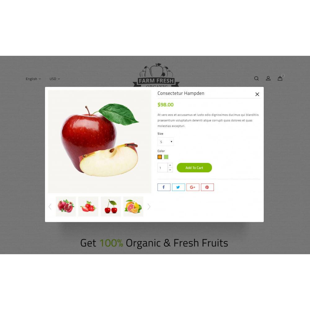 theme - Gastronomía y Restauración - Farm Fresh - Super Market Store - 7