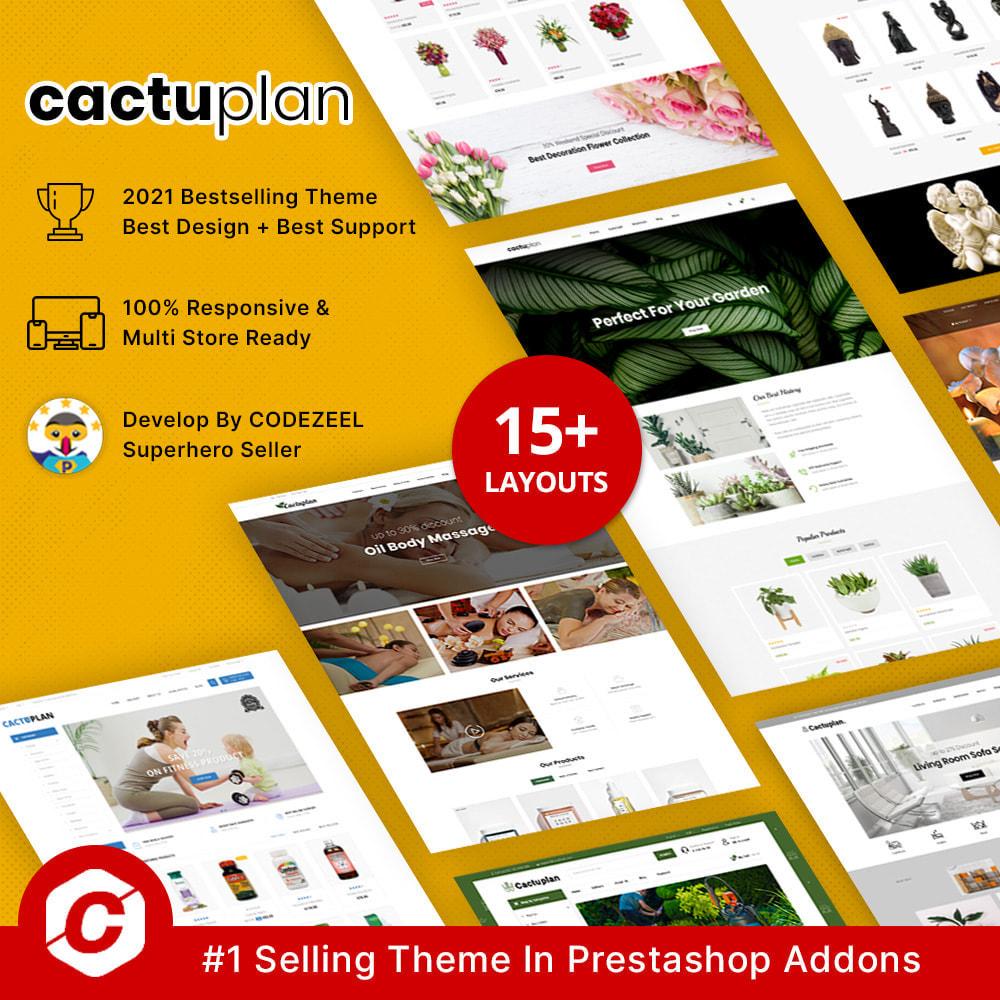 theme - Дом и сад - Cactuplan - Multipurpose Store - 1