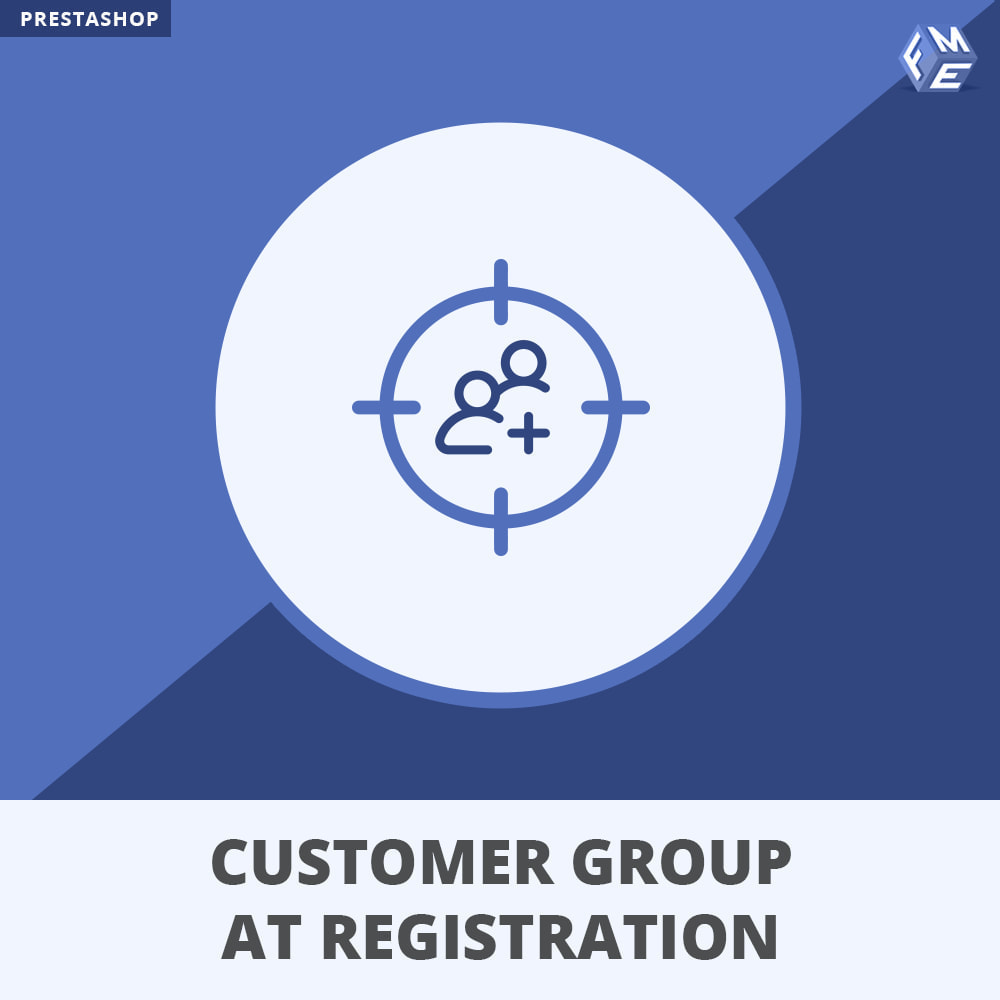 module - Customer Administration - Select Customer Group at Registration - 1