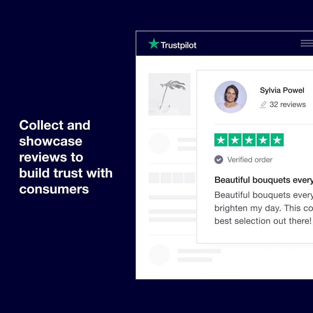 module - Customer Reviews - Trustpilot Reviews - 1