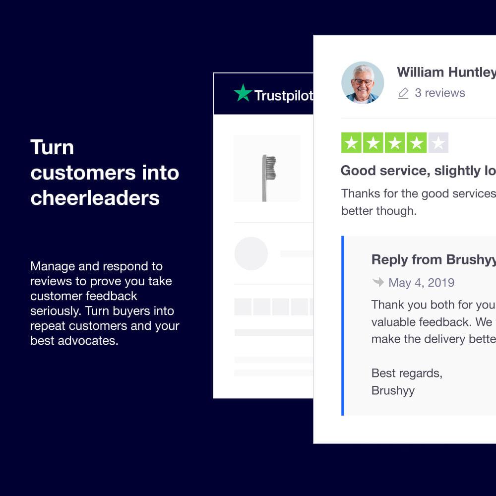 module - Customer Reviews - Trustpilot Reviews - 5