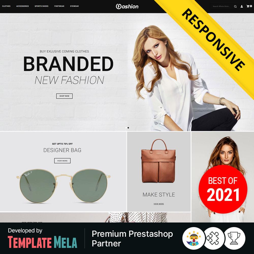 theme - Fashion & Shoes - Fashion Store - 1
