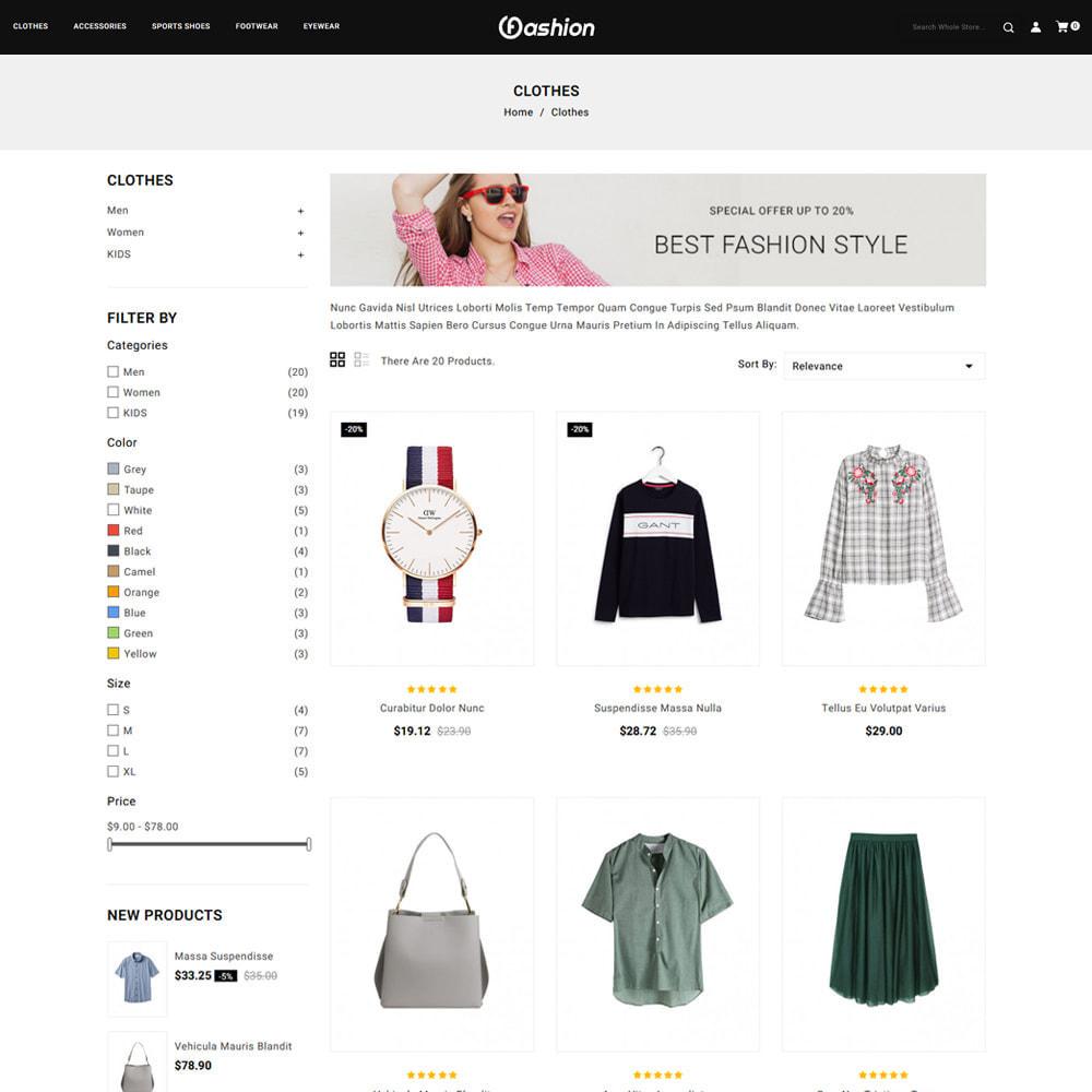 theme - Fashion & Shoes - Fashion Store - 3