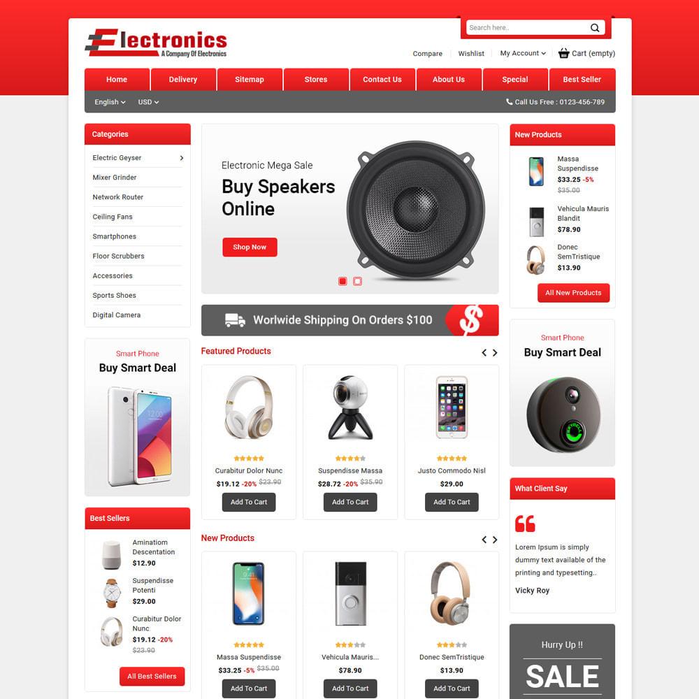 theme - Electronics & Computers - Electronics - Mega Store - 2