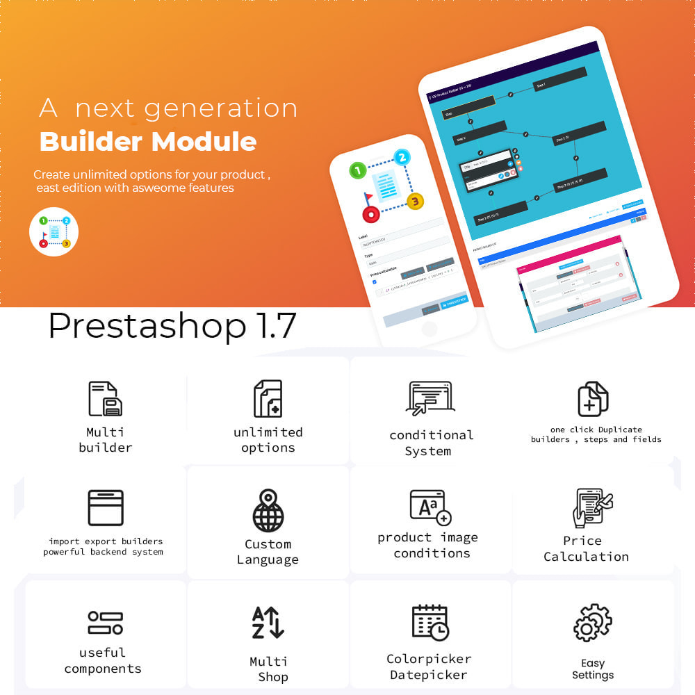 module - Combinations & Product Customization - Product Builder next generation - 1