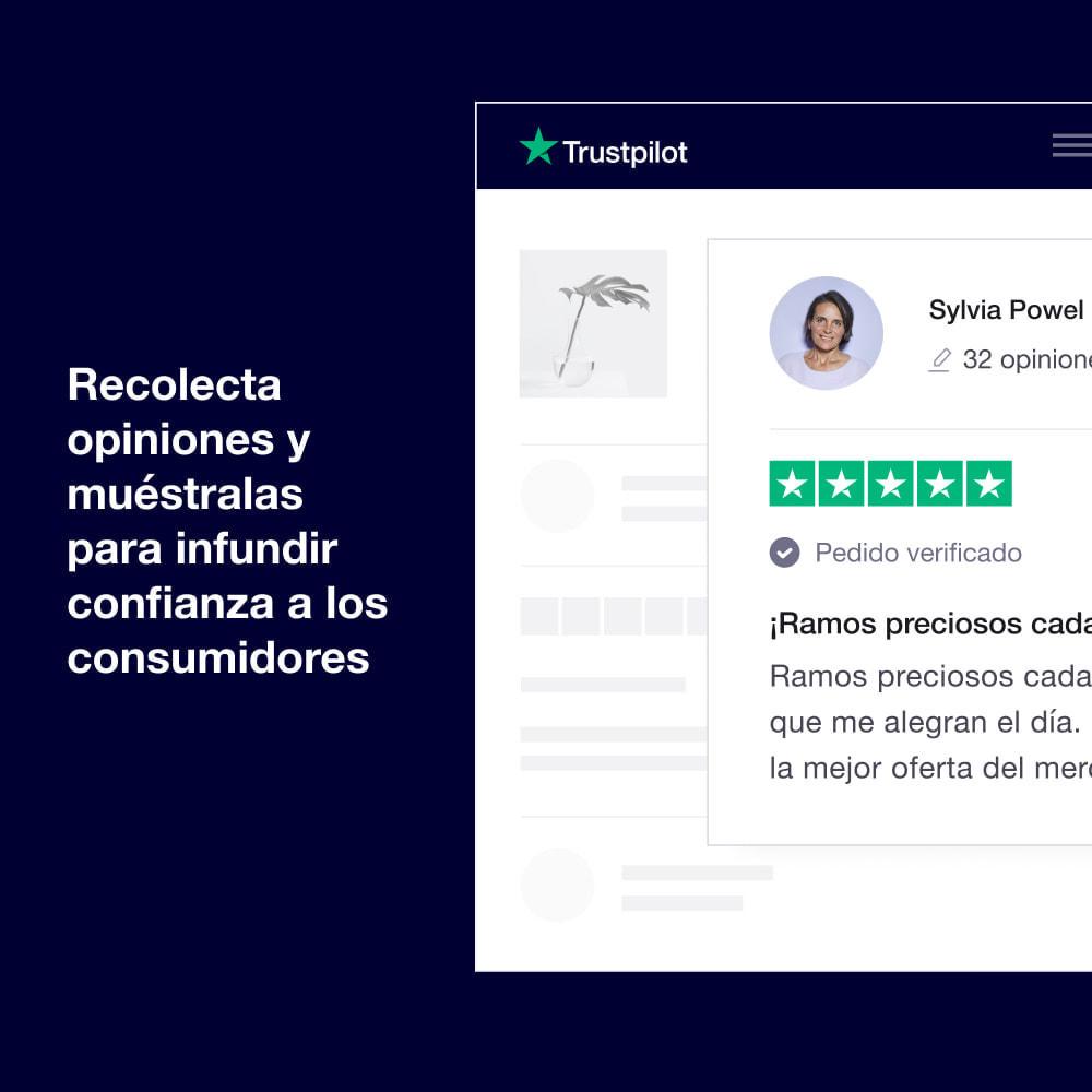 module - Comentarios de clientes - Las Opiniones de Trustpilot - 1