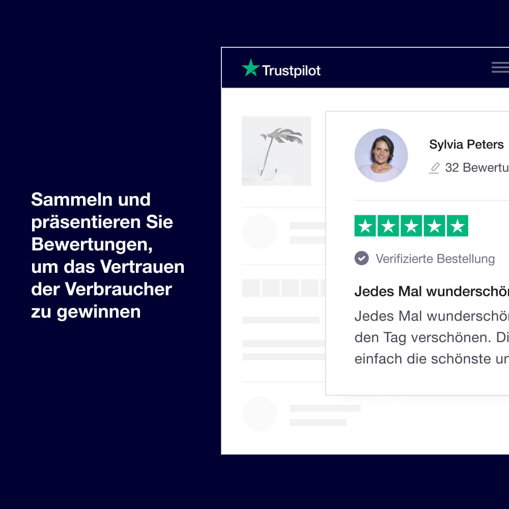 module - Kundenbewertungen - Trustpilot-Bewertungen - 1