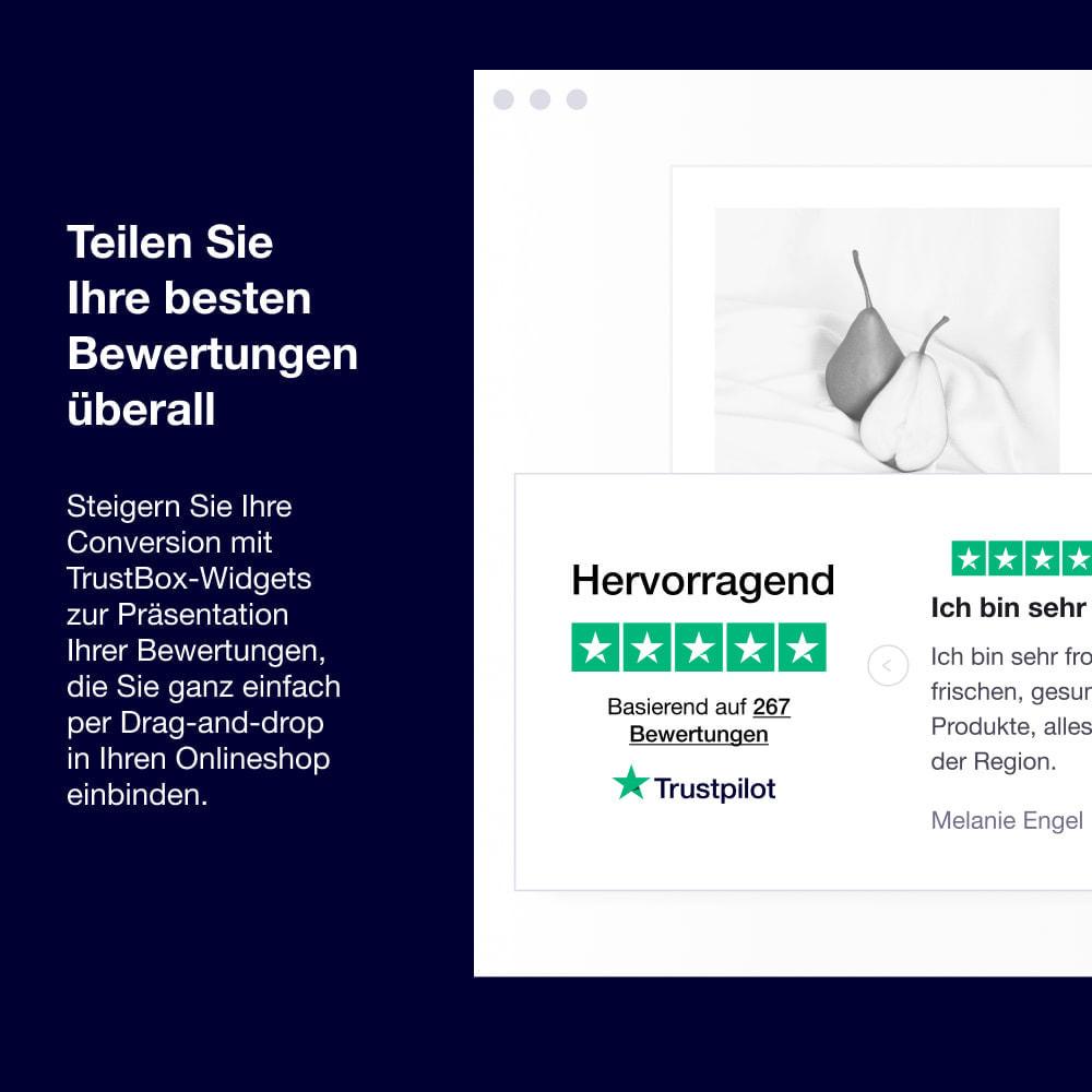 module - Kundenbewertungen - Trustpilot-Bewertungen - 2