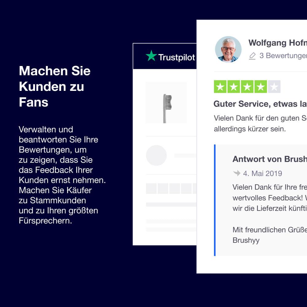 module - Kundenbewertungen - Trustpilot-Bewertungen - 3