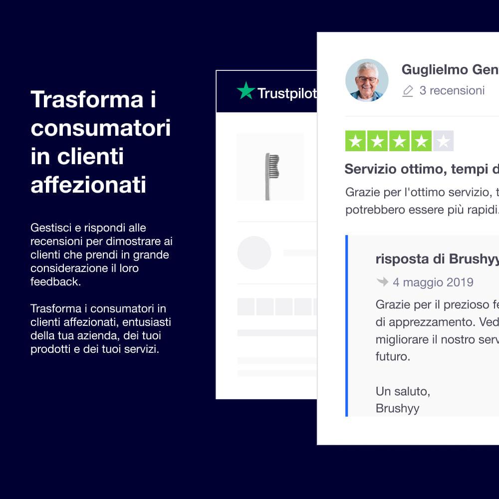 module - Recensioni clienti - Le Recensioni di Trustpilot - 4
