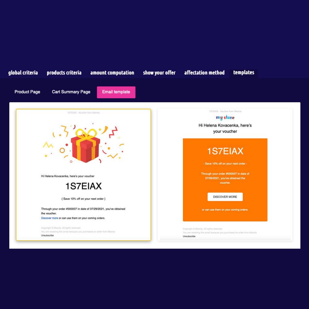 module - Promotion & Geschenke - IConvert Promotion - 6
