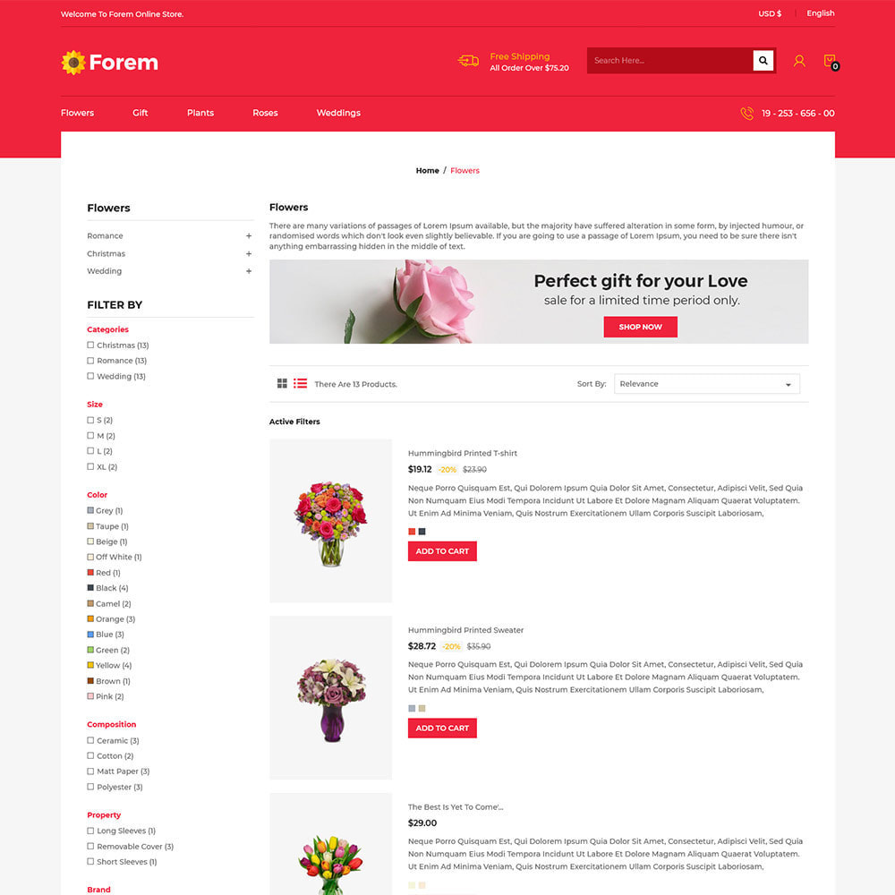 theme - Gifts, Flowers & Celebrations - Flower Shop  - Rose Gift Hamper Chocolate Store - 4