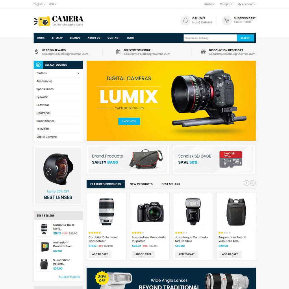 theme - Electrónica e High Tech - Camera & Electronics Store - 2