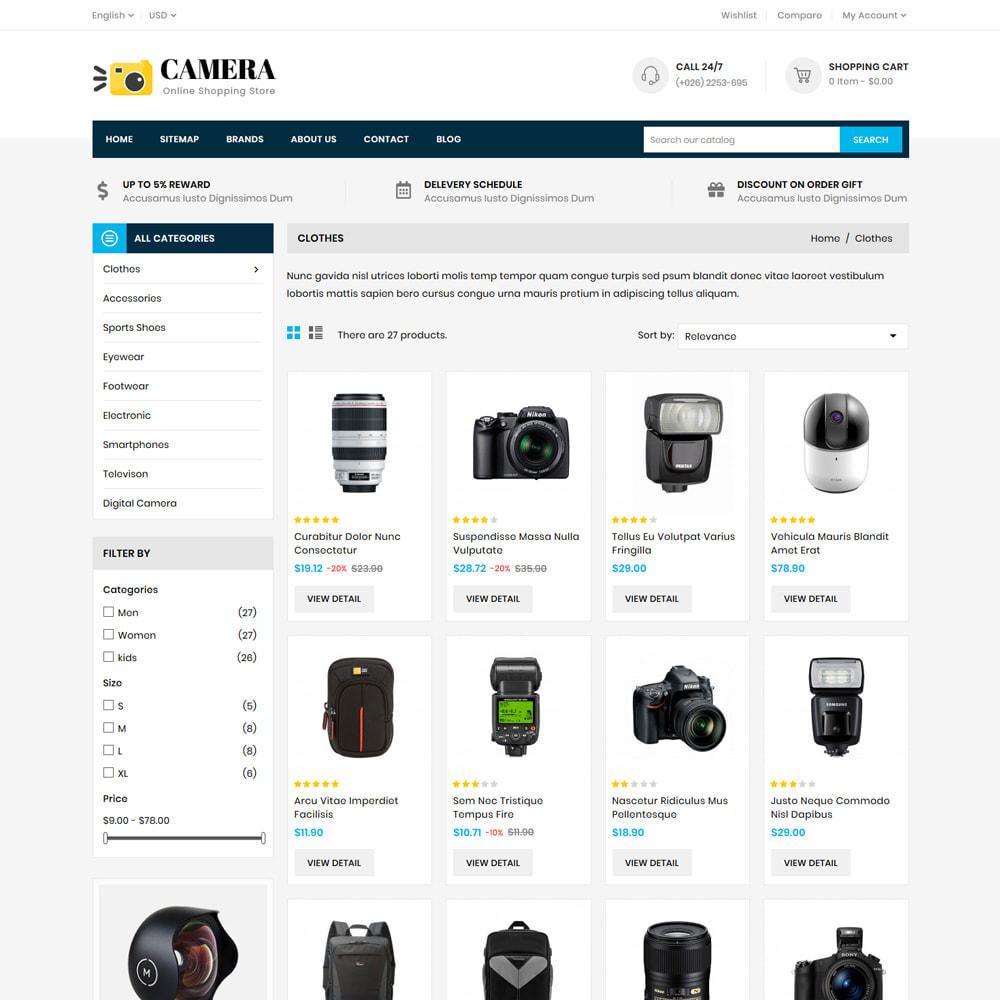 theme - Electrónica e High Tech - Camera & Electronics Store - 3