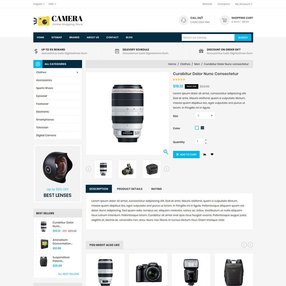 theme - Electrónica e High Tech - Camera & Electronics Store - 4