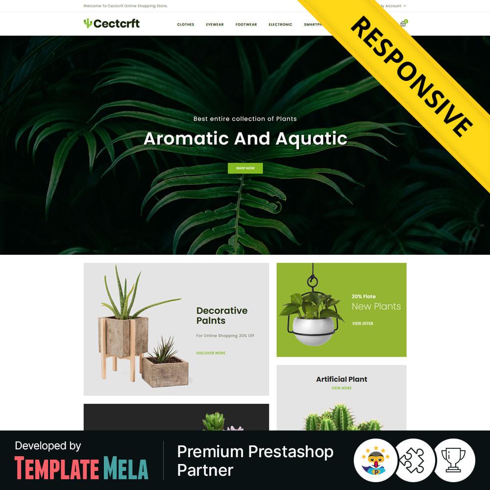 theme - Hogar y Jardín - Cectcrft - Garden and Plants Store - 1