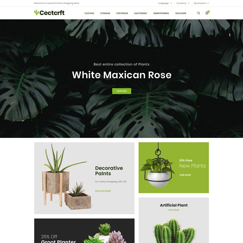 theme - Hogar y Jardín - Cectcrft - Garden and Plants Store - 2