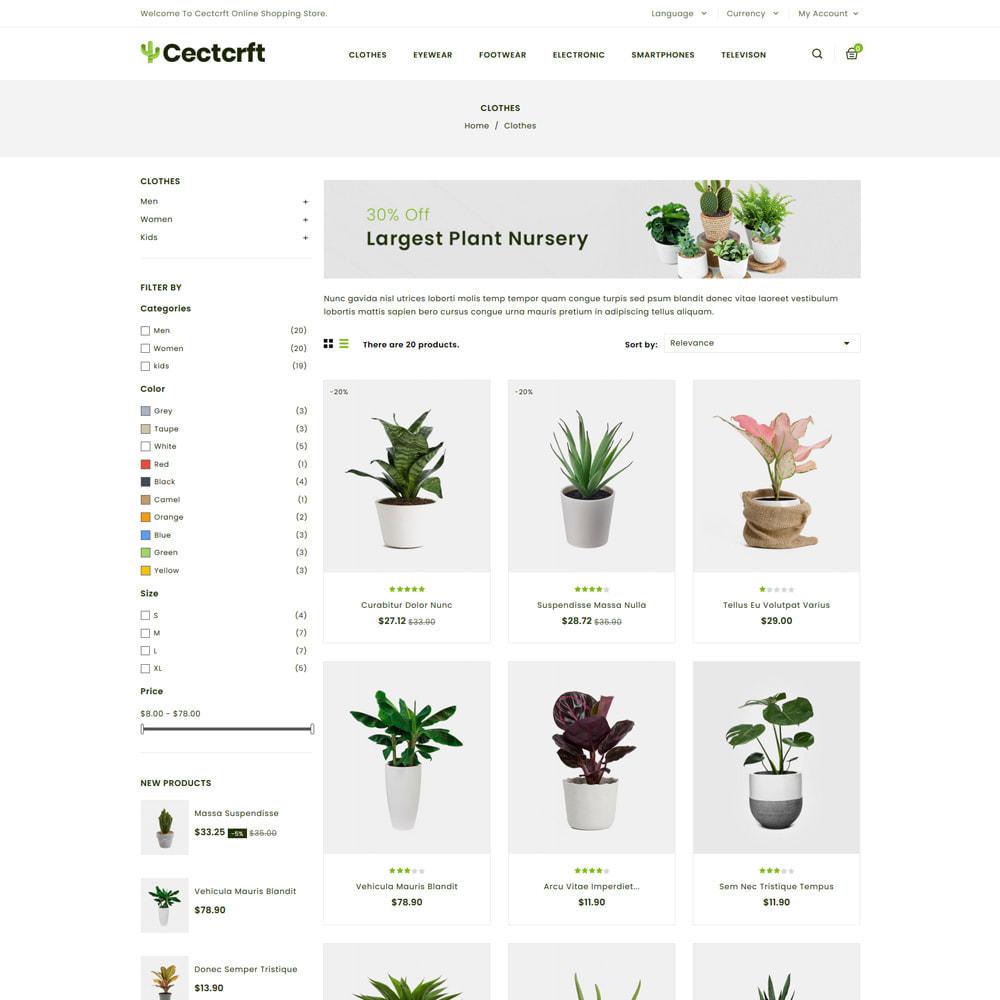 theme - Hogar y Jardín - Cectcrft - Garden and Plants Store - 3