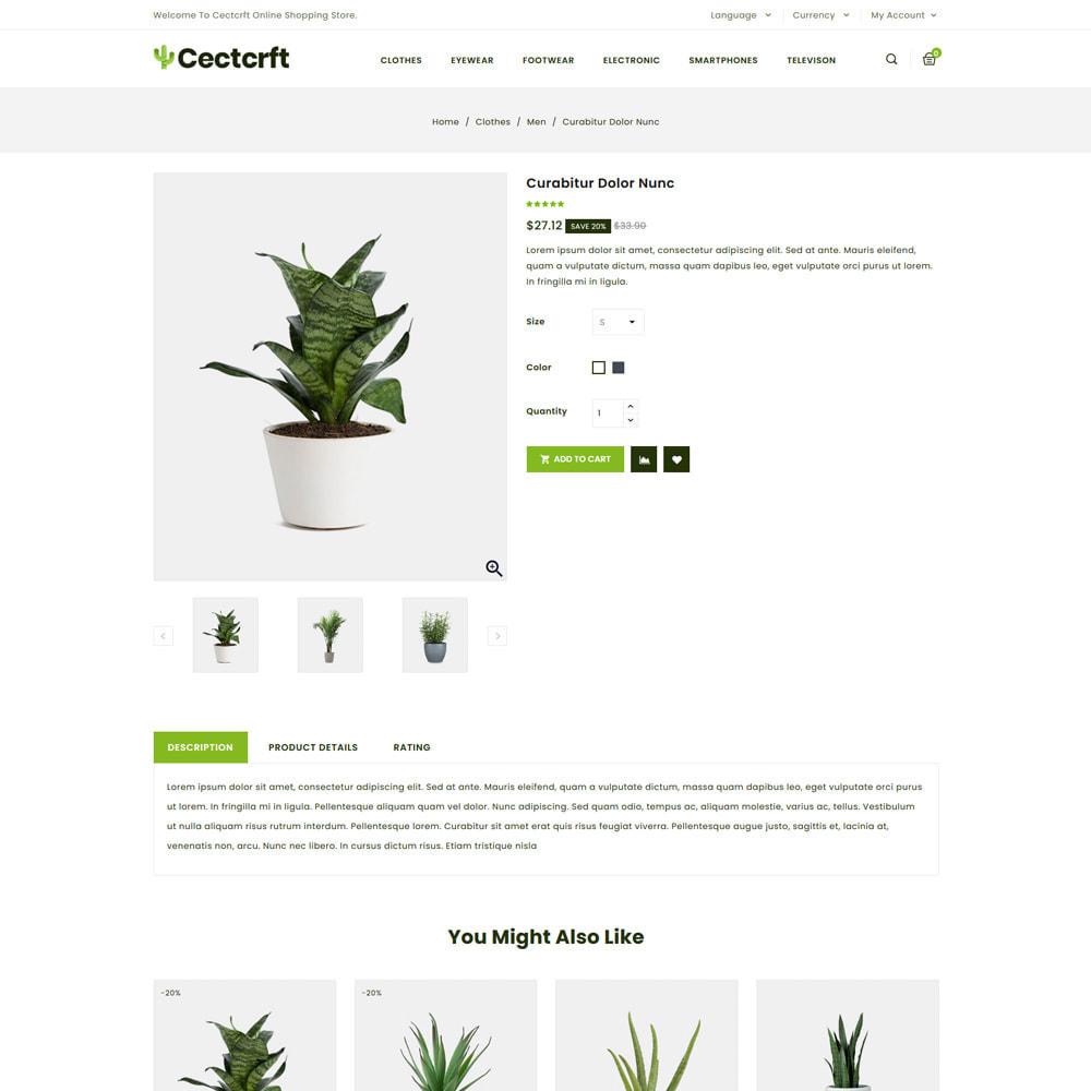 theme - Hogar y Jardín - Cectcrft - Garden and Plants Store - 4