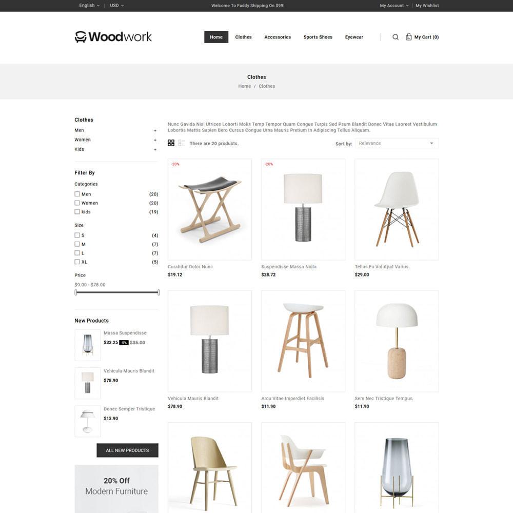 theme - Heim & Garten - WoodWork - Furniture & Art Store - 3