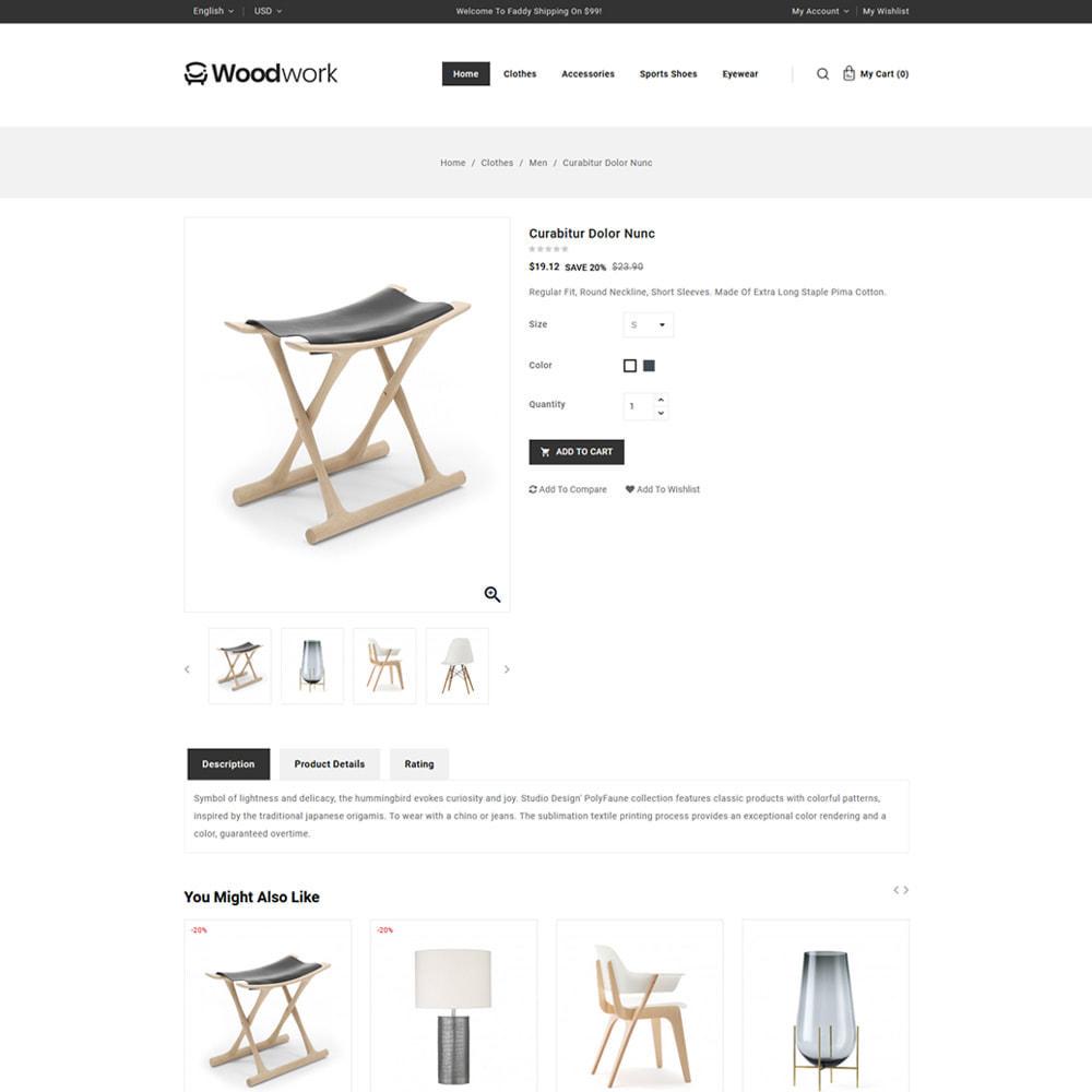 theme - Heim & Garten - WoodWork - Furniture & Art Store - 4