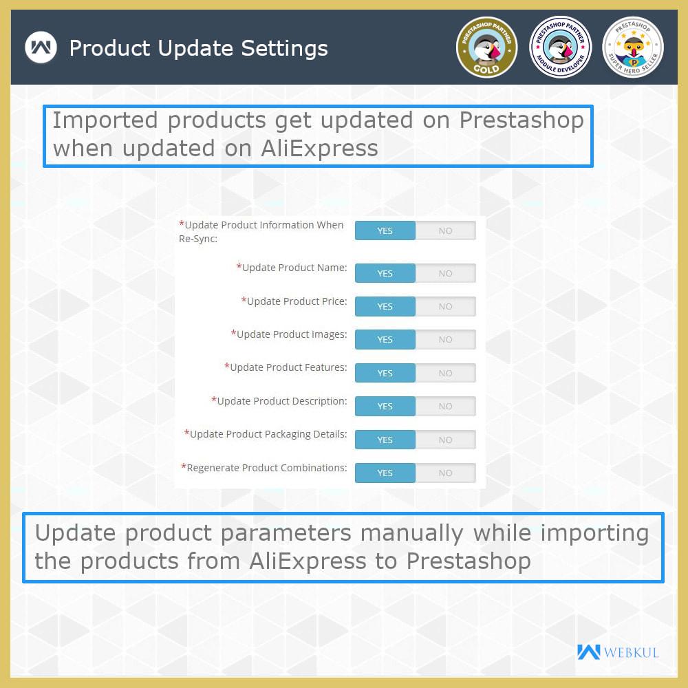 module - Dropshipping - AliExpress Dropshipping - Product Importer - 15