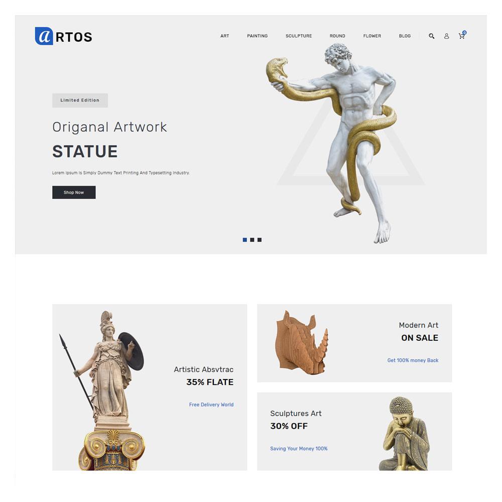 theme - Gifts, Flowers & Celebrations - Artos Art & Culture Store - 2