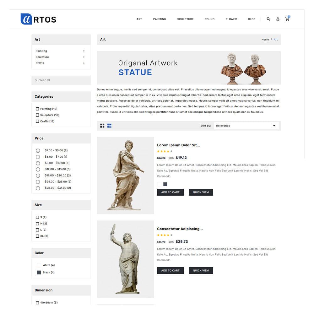 theme - Gifts, Flowers & Celebrations - Artos Art & Culture Store - 4