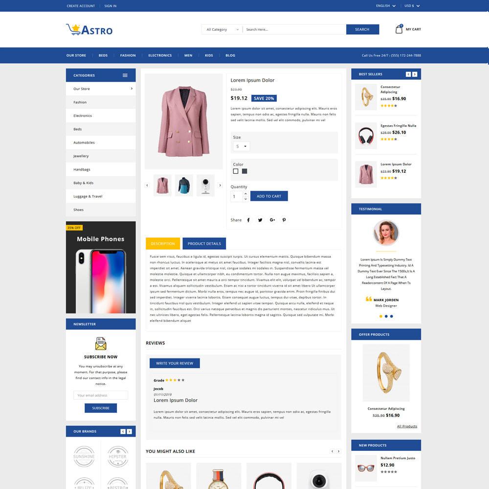 theme - Fashion & Shoes - Astro Minimal Fashion Store - 5