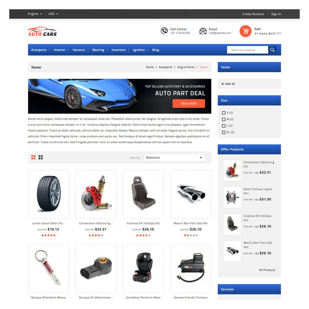 theme - Automotive & Cars - Autocars Automotive & Cars Store - 3