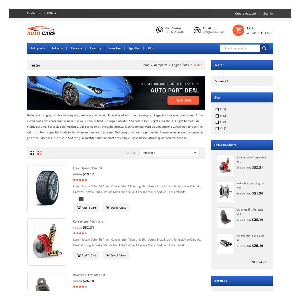 theme - Automotive & Cars - Autocars Automotive & Cars Store - 4