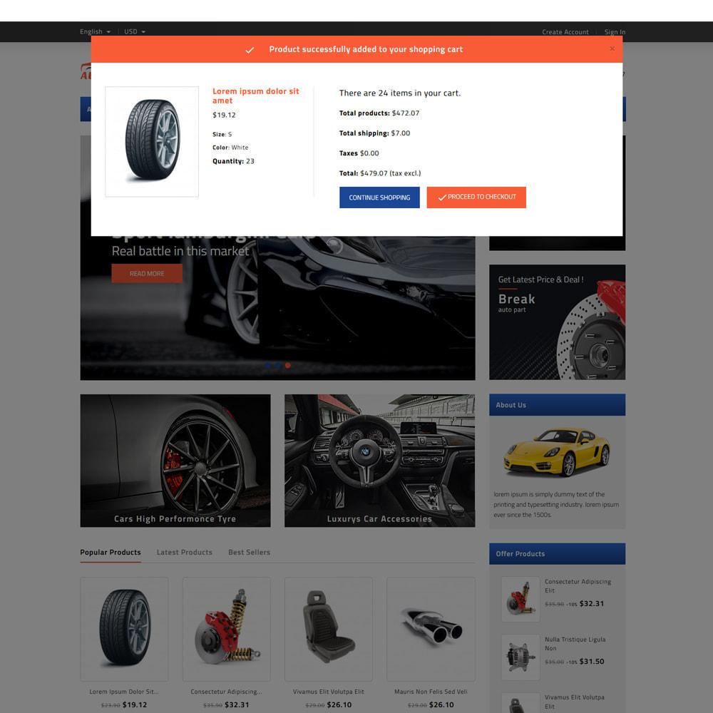 theme - Automotive & Cars - Autocars Automotive & Cars Store - 6