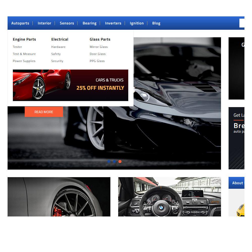 theme - Automotive & Cars - Autocars Automotive & Cars Store - 8