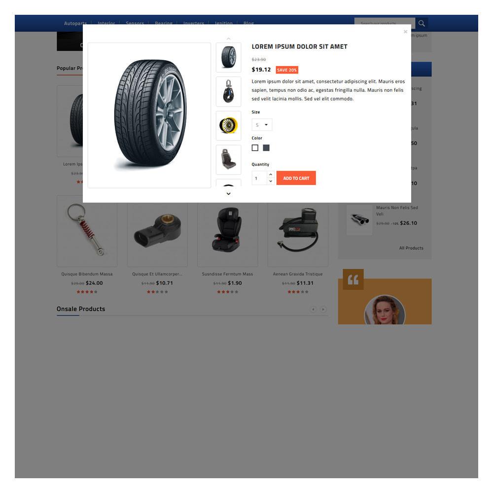 theme - Automotive & Cars - Autocars Automotive & Cars Store - 9