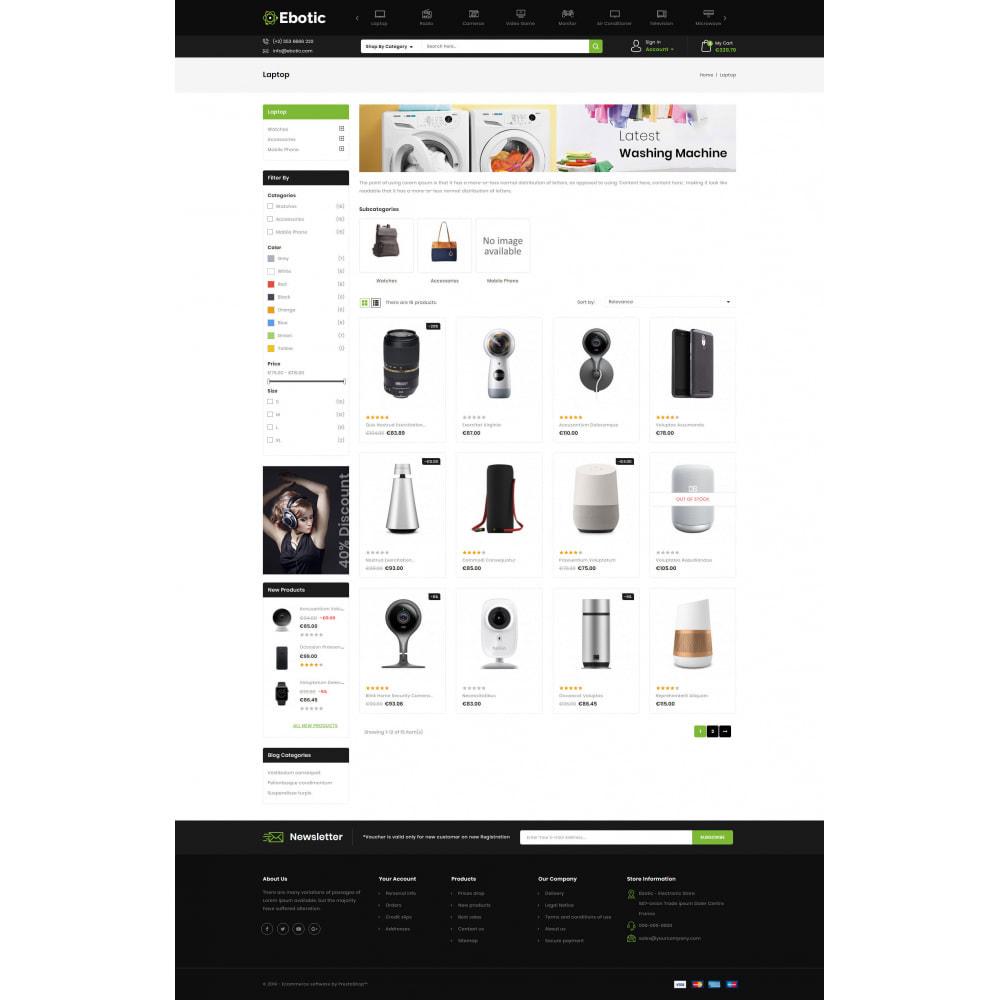 theme - Elettronica & High Tech - Ebotic - Multipurpose Online Store - 9