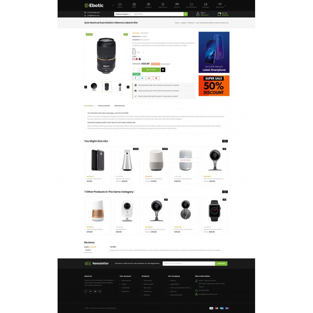 theme - Elettronica & High Tech - Ebotic - Multipurpose Online Store - 10