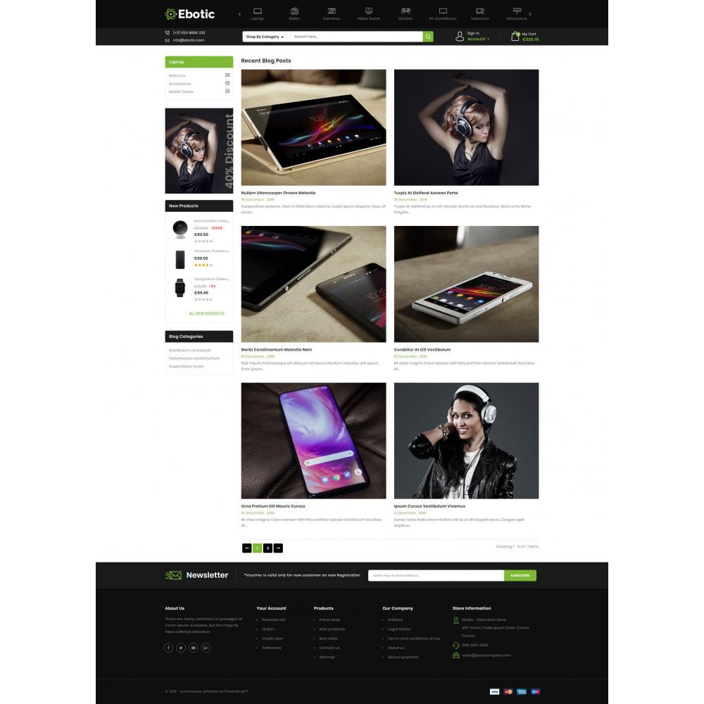 theme - Elettronica & High Tech - Ebotic - Multipurpose Online Store - 13