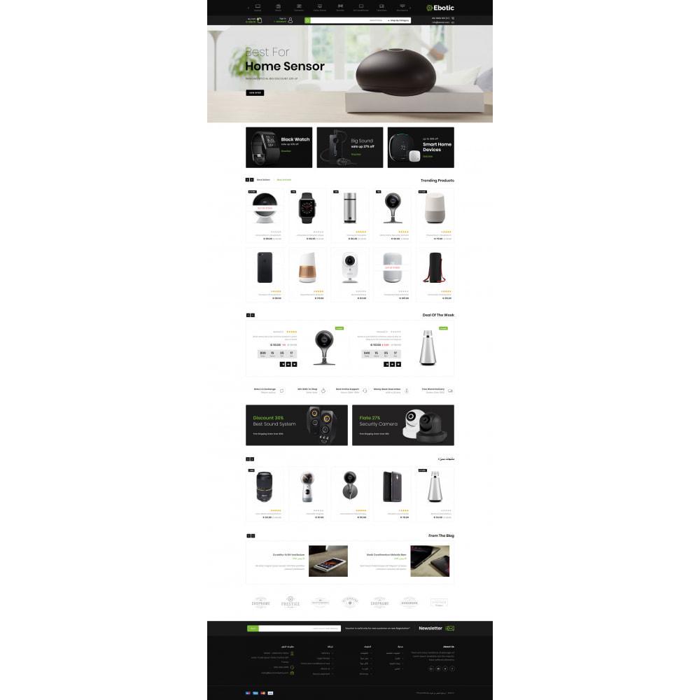 theme - Elettronica & High Tech - Ebotic - Multipurpose Online Store - 14