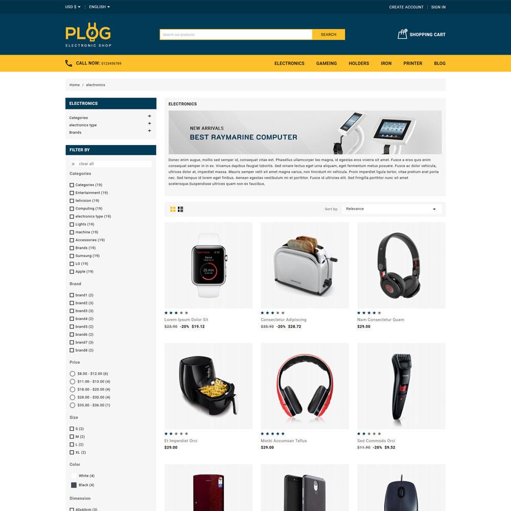theme - Electronics & Computers - Plog Electronics & Computers Store - 3