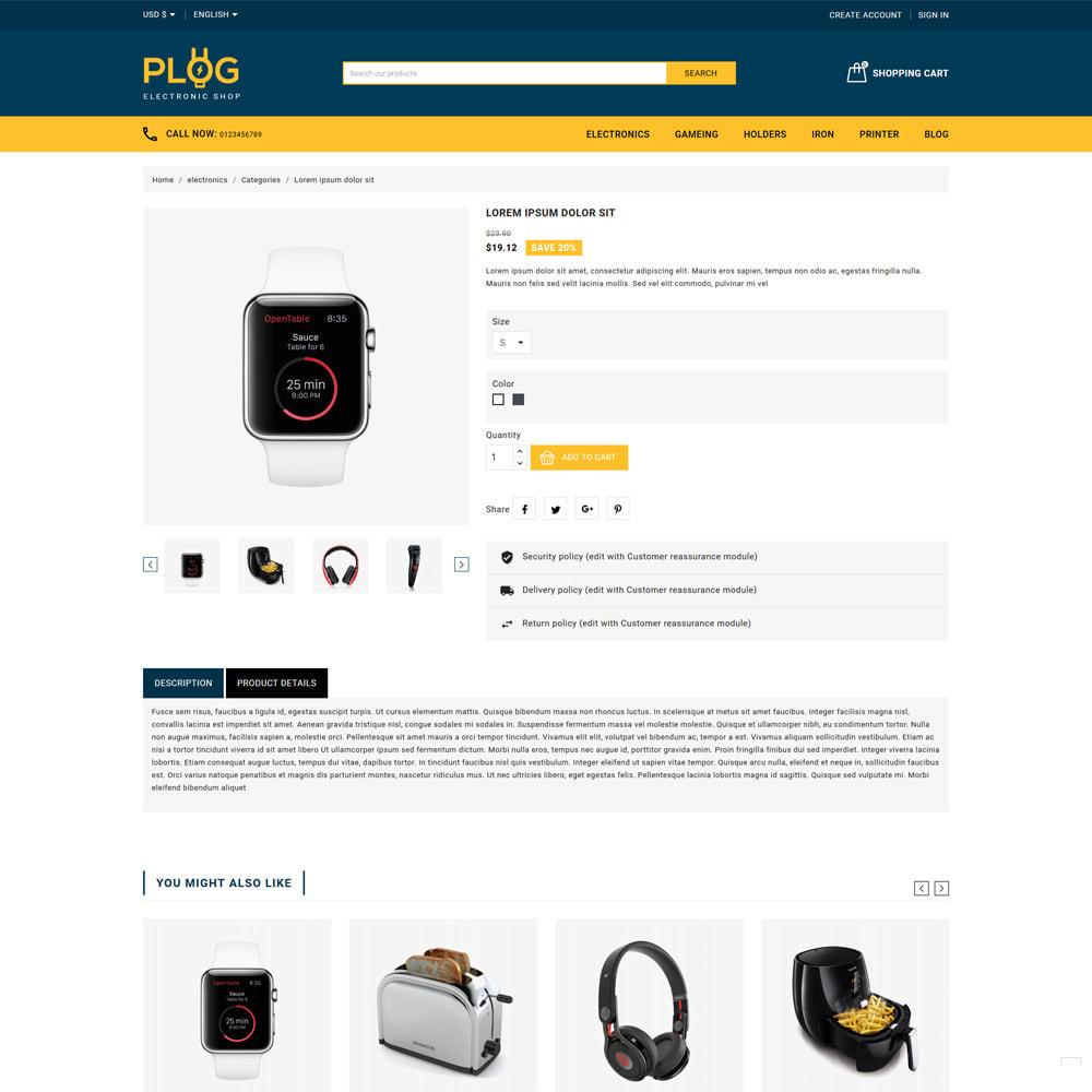 theme - Electronics & Computers - Plog Electronics & Computers Store - 5